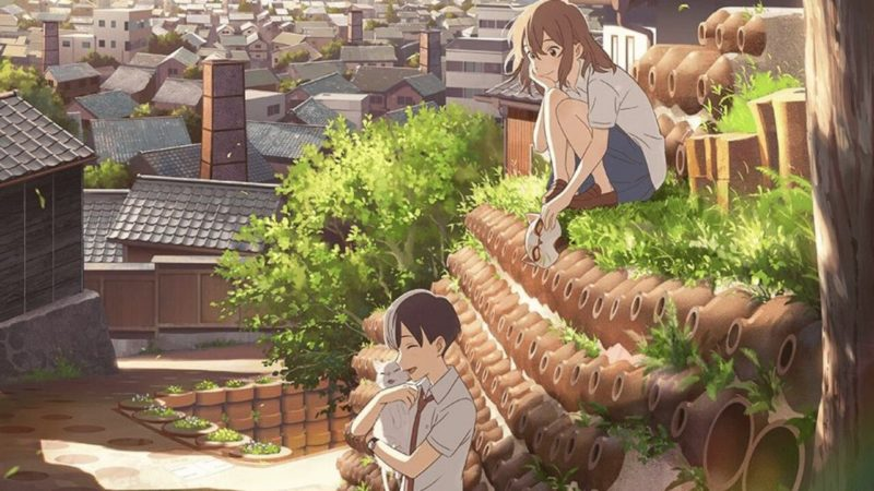 Il Film Nakitai Watashi Wa Neko o Kabaru Sarà Disponibile In Streaming Globale Su Netflix