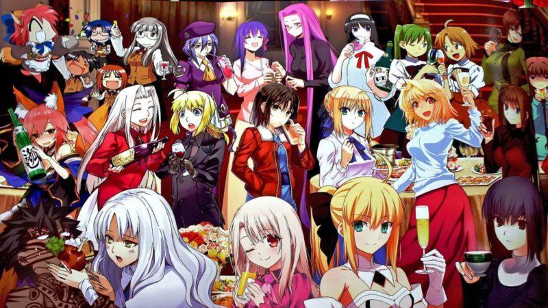 2 Manga e 1 Videogioco Consigliati da Kinoko Nasu (Fate/Stay Night, Kara no Kyoukai)