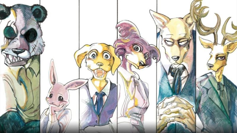 Il Manga Autobiografico Dell'Autrice Di BEASTARS Terminerà A Giugno