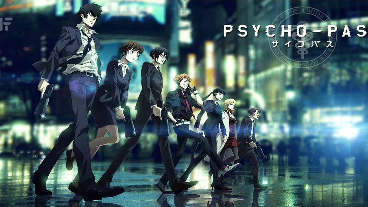 Psycho-Pass: Dove Guardarlo E Ordine di Visione