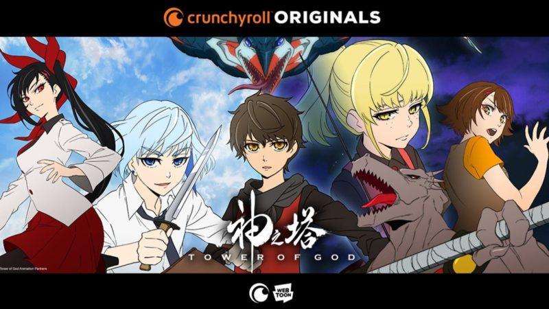 """Intervista A Crunchyroll: Cosa Rende Una Serie """"Original"""""""