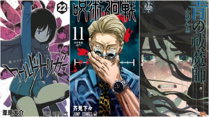 I 20 Manga Più Venduti Dall'1 Al 7 Giugno 2020