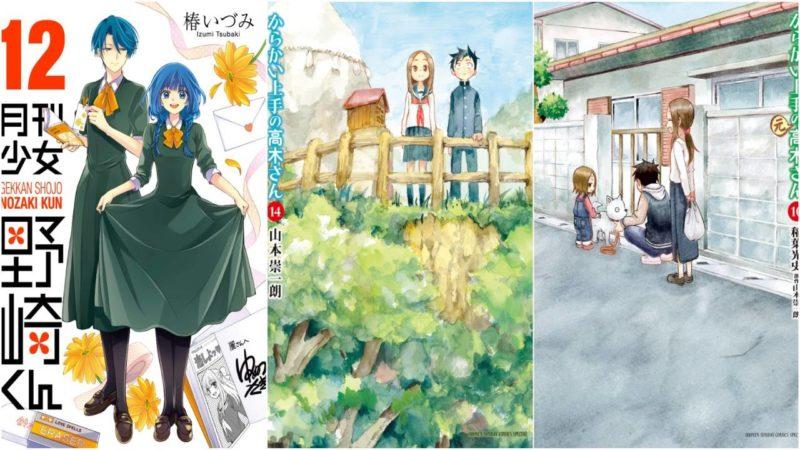 I 20 Manga Più Venduti Dal 10 Al 16 Agosto 2020
