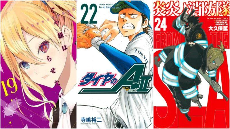 I 20 Manga Più Venduti Dal 13 Al 19 Luglio 2020