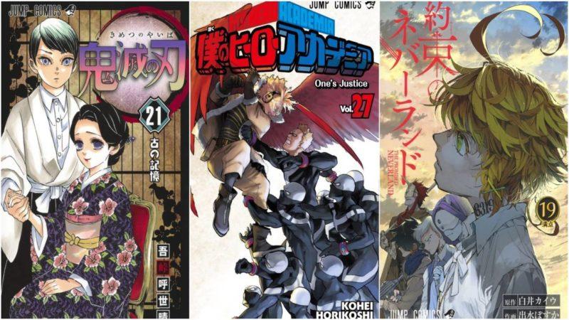 I 20 Manga Più Venduti Dal 29 Giugno Al 5 Luglio 2020