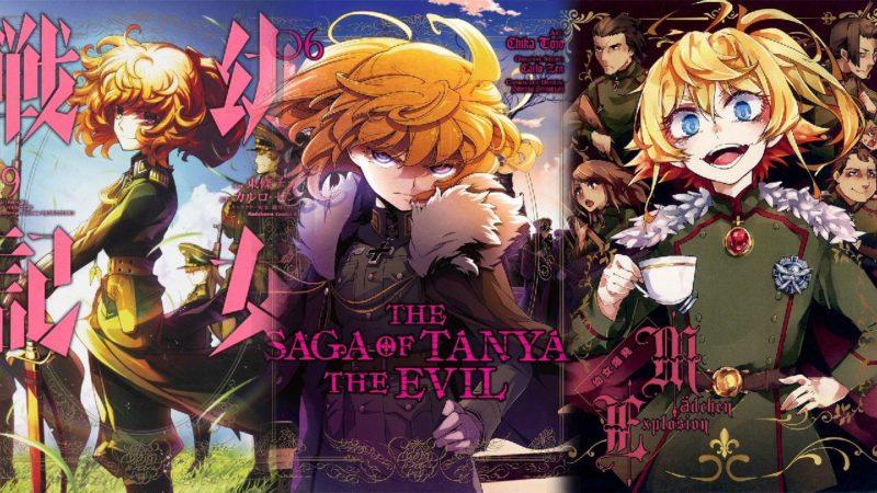 """La """"Seconda Parte"""" del manga di Saga of Tanya the Evil inizierà a settembre"""