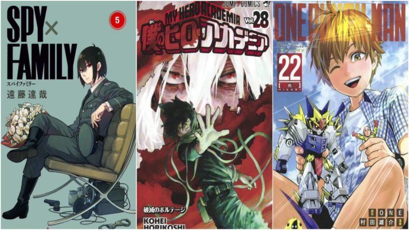 I 20 Manga Più Venduti Dal 31 Agosto al 6 Settembre 2020