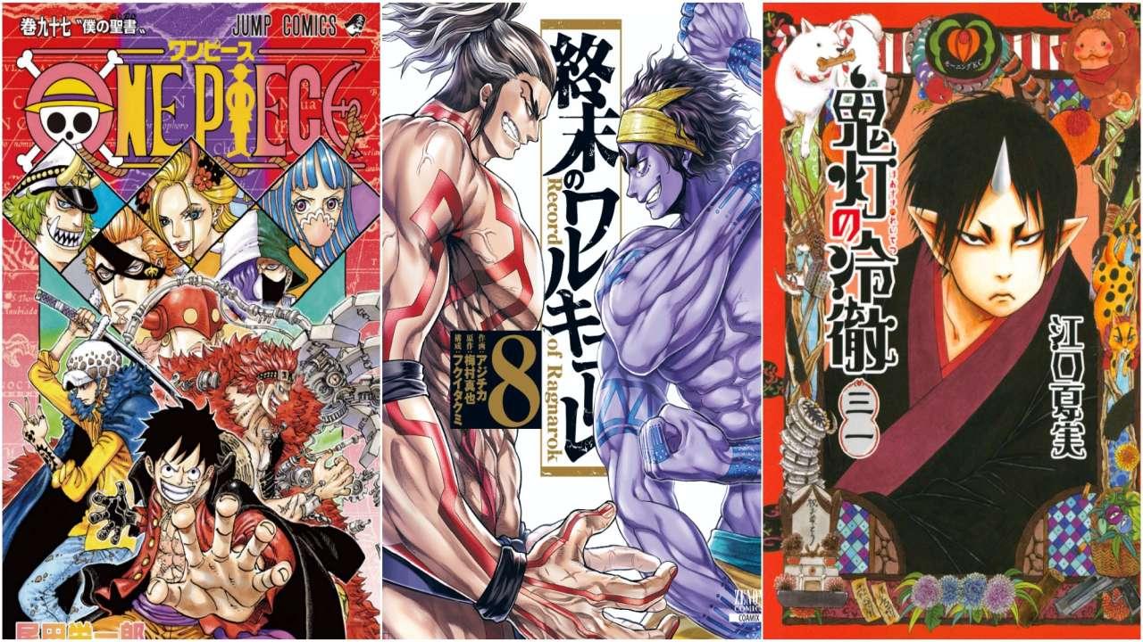 I 20 Manga Più Venduti Dal 21 al 27 Settembre