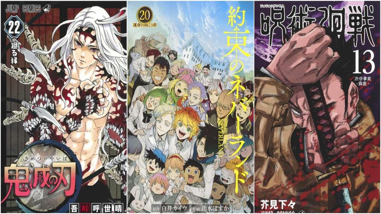 I 20 Manga Più Venduti Dal 28 Settembre al 4 Ottobre 2020