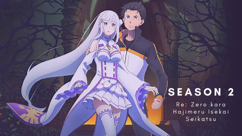 Differenze Anime/Light Novel Re:Zero Stagione 2 Parte 1