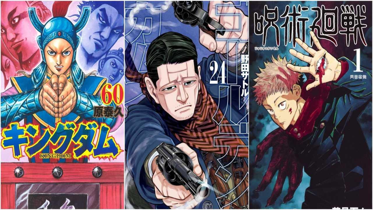 I 20 Manga Più Venduti Dal 14 Al 20 Dicembre 2020