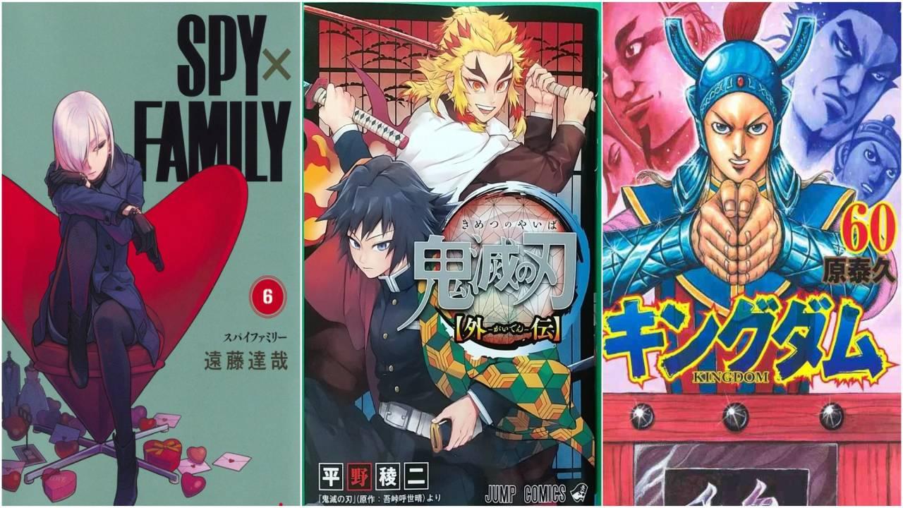 I 20 Manga Più Venduti Dal 28 Dicembre 2020 Al 3 Gennaio 2021