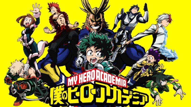 My Hero Academia: Dove Guardarlo E Ordine Di Visione