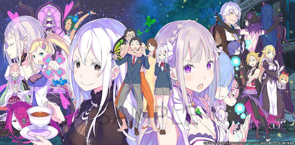 Differenze Anime/Light Novel Re:Zero Stagione 2 Parte 2