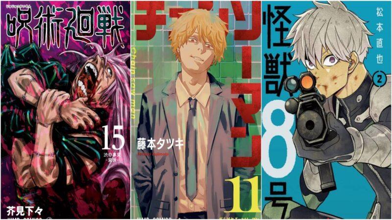 I 20 Manga Più Venduti Dall'1 al 7 Marzo 2021