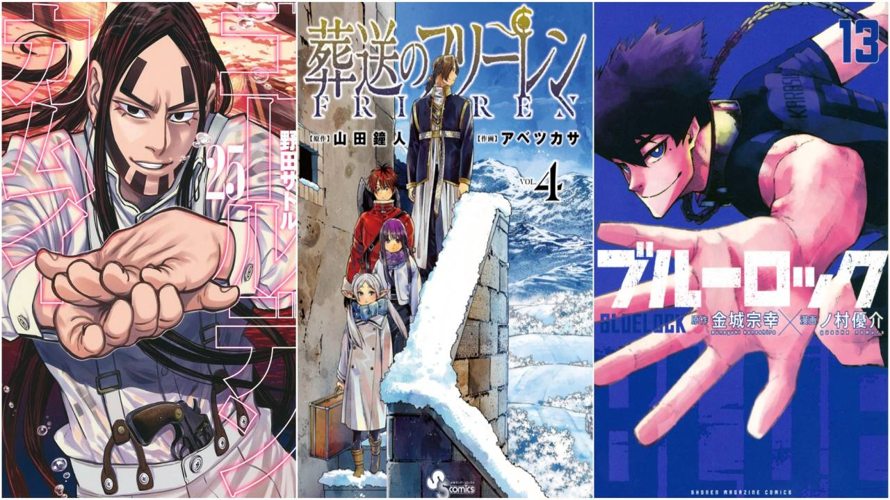 I 20 Manga Più Venduti Dal 15 al 21 Marzo 2021