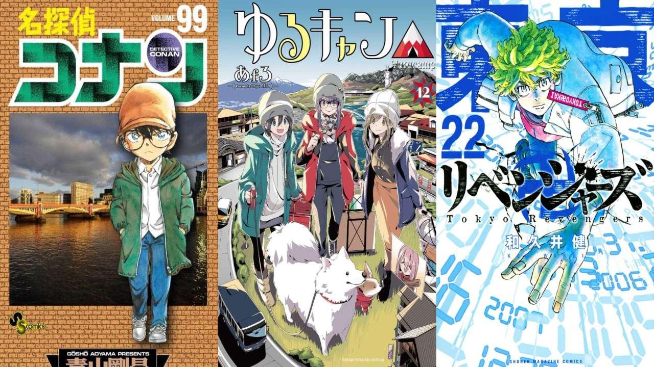 I 20 Manga Più Venduti Dal 12 Al 18 Aprile 2021